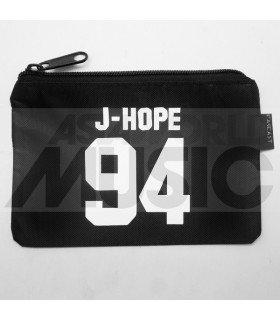 BTS - Pochette porte-monnaie zippée - J-HOPE 94