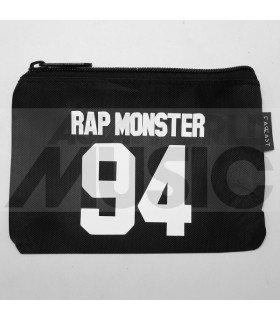 BTS - Pochette porte-monnaie zippée - RAP MONSTER 94