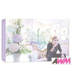 Kim Jaejoong (김재중) 2013 Kim Jae Joong 1st Album Asia Tour Concert in Seoul (3DVD) (édition limitée coréenne)