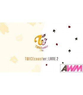 TWICE (트와이스) Special Album - TWICEcoaster: LANE 2 (édition coréenne)