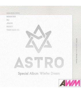 ASTRO (아스트로) Special Album - Winter Dream (édition coréenne)