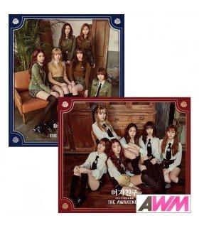 GFRIEND (여자친구) Mini Album Vol. 4 - The Awakening (édition coréenne)