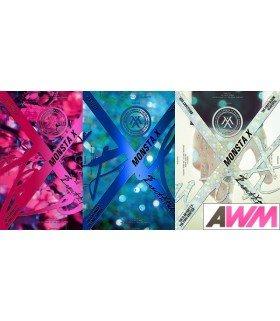 Monsta X (몬스타엑스) Vol. 1 - BEAUTIFUL (édition coréenne)