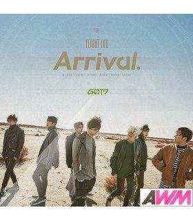 GOT7 (갓세븐) Flight Log: Arrival (édition coréenne)