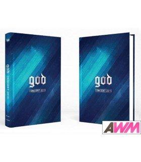 g.o.d (지오디) Concert 2015 Photobook (édition coréenne)