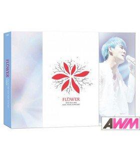 XIA (준수) 2015 XIA 3rd Asia Tour Concert - FLOWER in Tokyo (3DVD) (édition limitée coréenne)