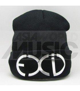 EXiD - Bonnet noir - EXiD LOGO (Silver)