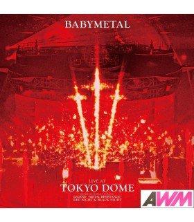 BABYMETAL - LIVE AT TOKYO DOME (BLU-RAY) (édition limitée japonaise)