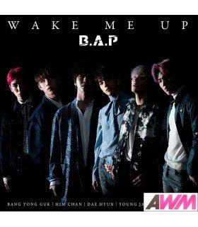 B.A.P - Wake Me Up (Type B / SINGLE) (édition japonaise)