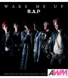 B.A.P - Wake Me Up (Type A / SINGLE+DVD) (édition japonaise)