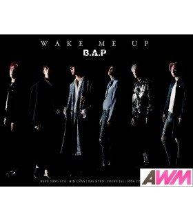 B.A.P - Wake Me Up (SINGLE+GOODS) (édition limitée japonaise)
