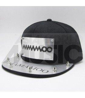 MAMAMOO - Casquette Punk Style MAMAMOO (Silver)