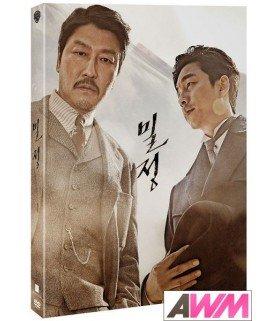The Age of Shadows (밀정) Movie 2016 (2DVD) (édition coréenne)