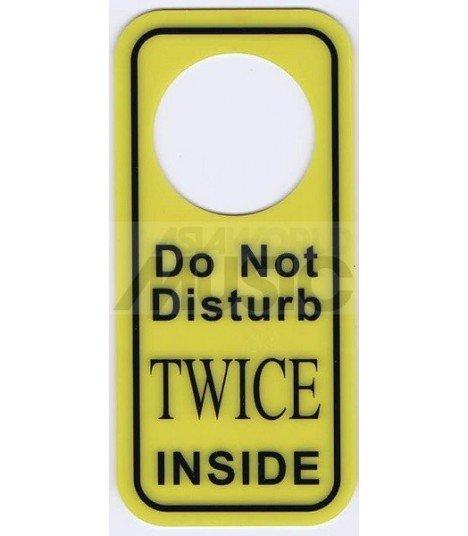 TWICE - Pancarte Do Not Disturb TWICE INSIDE