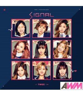 TWICE (트와이스) Mini Album Vol. 4 - Signal (édition coréenne)