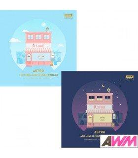 ASTRO (아스트로) Mini Album Vol. 4 - Dream Part.01 (édition coréenne)
