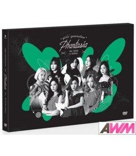Girls' generation (소녀시대) Girls' Generation 4th Tour - Phantasia in Seoul (2DVD) (édition coréenne)