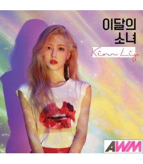 Kim Lip (LOONA) Single Album - KimLip (Version A) (édition coréenne)