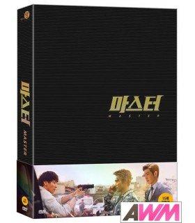 Master (마스터) Movie 2016 (2DVD) (édition limitée coréenne)