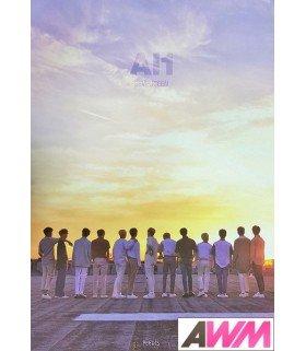 Affiche officielle SEVENTEEN - Al1 (Poster B)