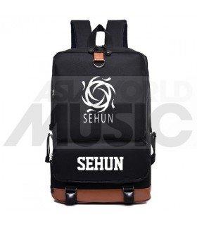 EXO - Sac à dos padded - SEHUN / WIND (Black)