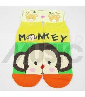Socquettes Bear Bear - MONKEY