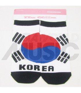 Socquettes  KOREA FLAG