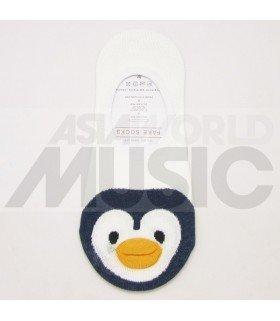 Socquettes Ggorangnae - White Penguin