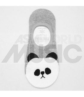 Socquettes Ggorangnae - Grey Panda