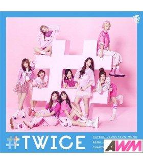 TWICE - Japan Debut Best Album - TWICE (éditon normale japonaise)