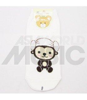Socquettes Bear Bear - Baby Monkey