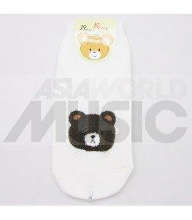 Socquettes Bear Bear - Bear Head