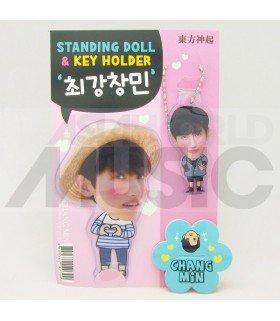Changmin (TVXQ) - Standing Doll & Porte-clé