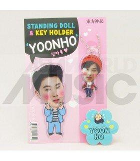 Yunho (TVXQ) - Standing Doll & Porte-clé