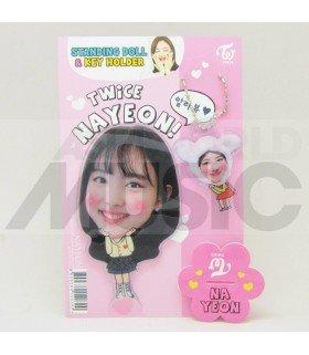 Nayeon (TWICE) - Standing Doll & Porte-clé