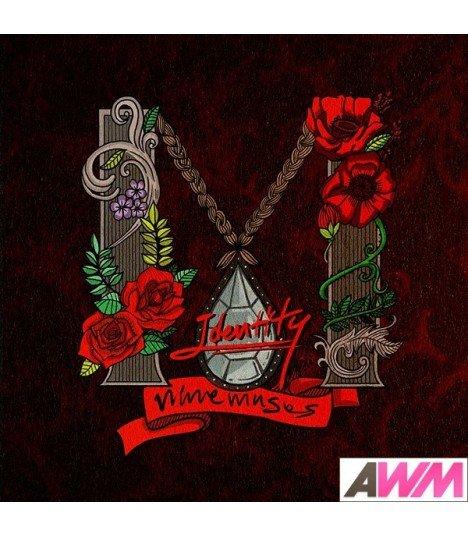 Nine Muses (나인 뮤지스) Mini Album - Muses Diary Part. 2: Identity (édition coréenne)