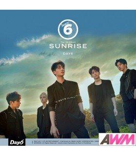 DAY6 (데이식스) Vol. 1 - SUNRISE (édition coréenne)