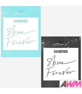 Monsta X (몬스타엑스) Vol. 1 Repackage - Shine Forever (édition coréenne)