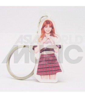 TWICE - Porte-clé acrylique - JIHYO (KNOCK KNOCK)