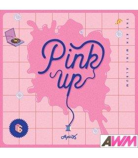 Apink (에이핑크) Mini Album Vol. 6 - Pink Up (édition coréenne)