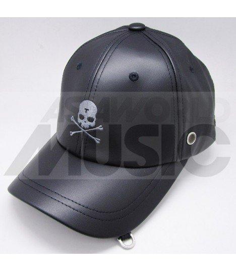 Casquette Ballcap SKULL FRONT (GREY / TEAM LIFE)