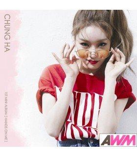 Chung Ha (청하) Mini Album Vol. 1 - Hands On Me (édition coréenne)