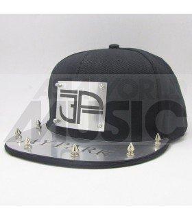 Jay Park - Casquette Punk Style JAY PARK (Silver)