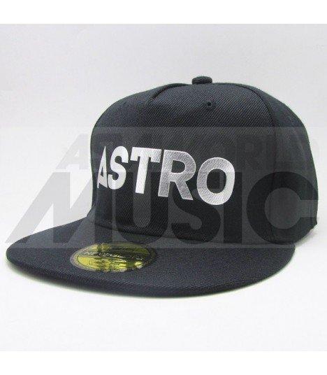 ASTRO - Casquette ASTRO (Shiny Silver / Black)