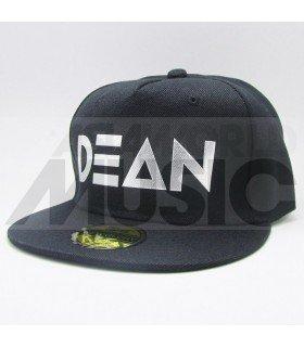 DEAN - Casquette DEAN (Shiny Silver / Black)
