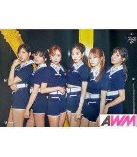 Affiche officielle Apink - Pink Up (Version B)