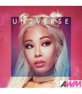 Jessi (제시) Mini Album Vol. 1 - Un2verse (édition coréenne)