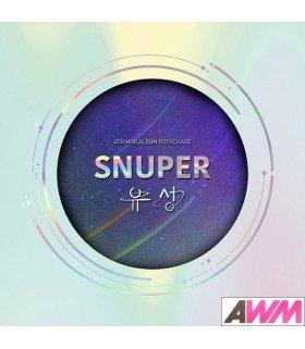 Snuper (스누퍼) Mini Album Vol. 4 - Repackage (édition coréenne)