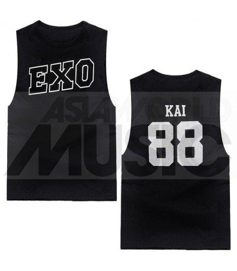 EXO - Débardeur KAI 88 (Black)