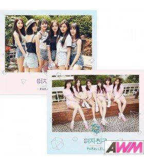 GFRIEND (여자친구) Mini Album Vol. 5 - PARALLEL (édition coréenne)